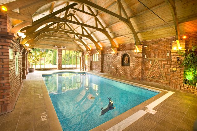 luxury self catering holiday cottages with outdoor swimming pool near kingsbridge dartmouth devon